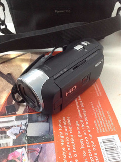 Handycam Sony Hdr-pj275