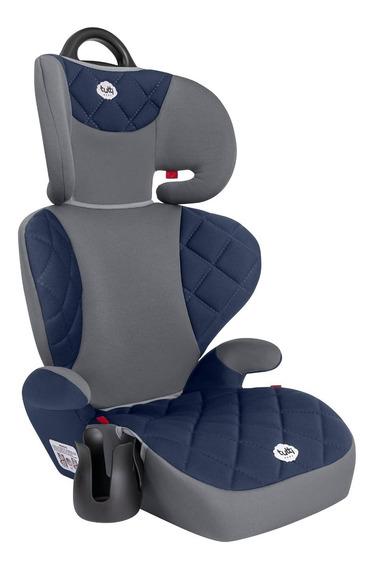 Cadeira Cadeirinha Infantil Bebê Carro Triton Azul 15-36kg