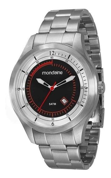 Relógio Mondaine Novo Frete Grátis- 12x S/juros 78495g0mvna2