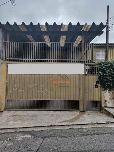 Sobrado Com 3 Dormitórios À Venda, 93 M² Por R$ 490.000,00 - Vila Antonieta - São Paulo/sp - So0214