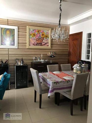 Imagem 1 de 18 de Apartamento Com 3 Dormitórios À Venda, 65 M² Por R$ 340.000,00 - Armação - Salvador/ba - Ap1356