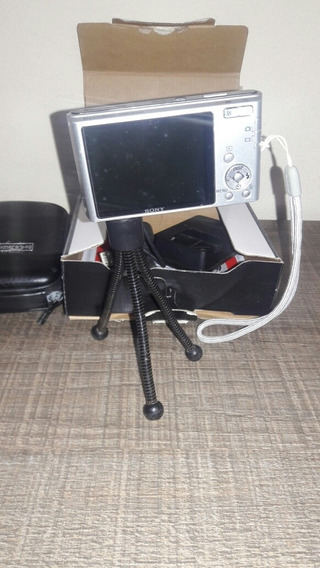 Câmera Digital Sony Scs W320 14.1mega Pixels