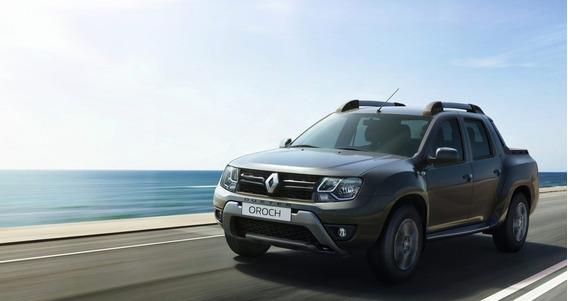 Renault Oroch 2.0