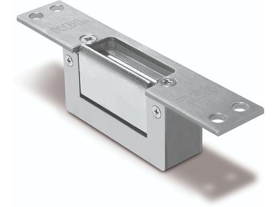 Fecho Elétrico Curto Ajustável Para Porta Fec-91 Ca Hdl