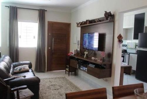 Imagem 1 de 24 de Casa À Venda, 100 M² Por R$ 600.000,00 - Parque Mandaqui - São Paulo/sp - Ca1623
