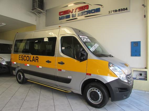 Renault Master Escolar 2020 Melhor Preço