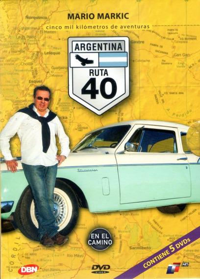Dvd En El Camino La Coleccion 5 Box Con 17 Dvd Open Music D-
