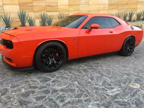 Dodge Challenger 6.1l Srt 8 V8 Piel Qc At 2008
