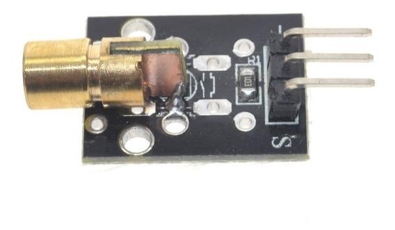 Módulo Laser Ky-008 650mm Para Arduino Avr Pic