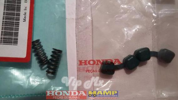 Kit Mola E Borracha Engr Balanceiro Titan160 E Bros160