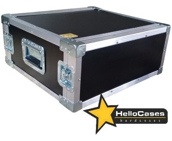Hard Case Rack 6 Us Potencias Amplificadores
