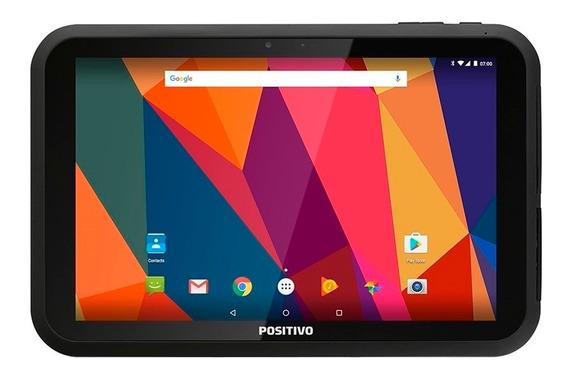 Tablet Positivo T1075 Rmf 32gb Quad Core 4g Wifi Sim-rmf