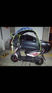 Carpa Para Moto Techo