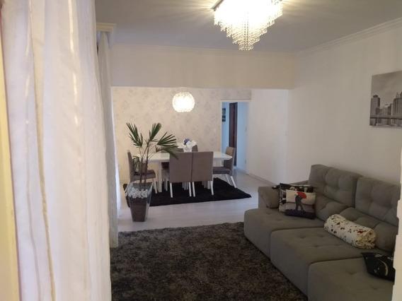 Apartamento 115m 3 Dorms 1 Suite 2vg São Caetano Do Sul