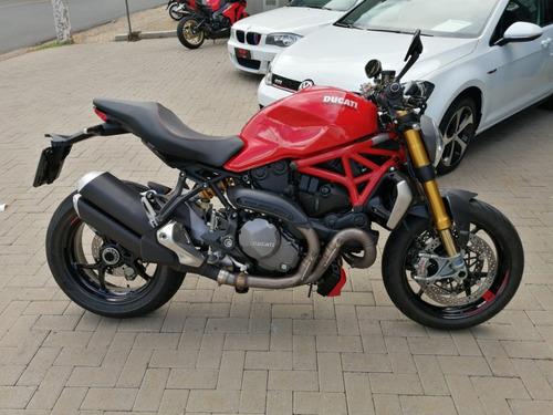Ducati - Monster 1200 S - 2018