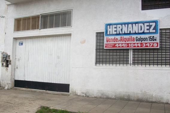 Galpón En Venta / Ramos Mejía