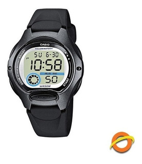 Reloj Casio Lw-200 Digital Sumergible Wr50 Pila 10 Años