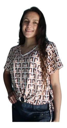Imagem 1 de 1 de Blusa Blusinha Feminina Cropped Lycra Evangélica Promoção