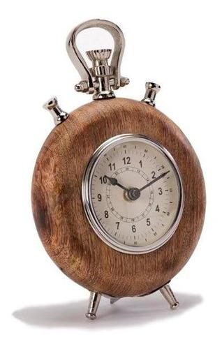 Imagen 1 de 4 de Reloj De Mesa Këssa Muebles