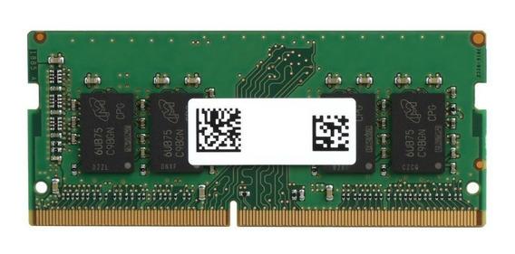 Memoria Soddim 4gb Ddr4 2400mhz Notebook Sodimm Hi End