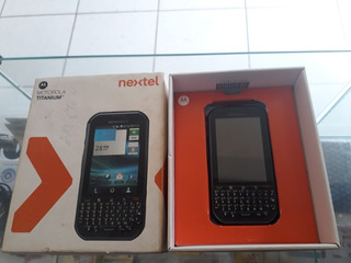 Celular Motorola Titanium Nextel