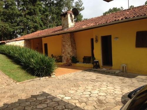 Casa Residencial À Venda, Granja Viana - Ca9349. - Ca9349