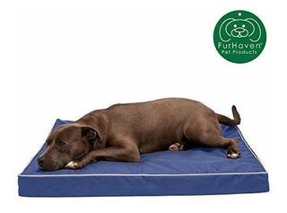 Cama Para Perros Furhaven   Almohada Cojin Sofa Tradicional