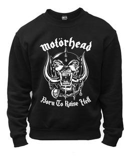 Buzo Motorhead Born To Raise Hell