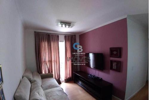 Imagem 1 de 24 de Apartamento À Venda, 59 M² Por R$ 320.000,00 - Vila Prudente (zona Leste) - São Paulo/sp - Ap6718