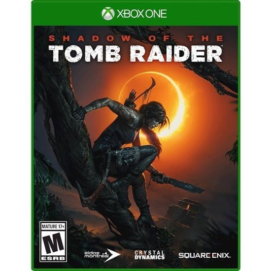 Shadow Of The Tomb Raider Para Xbox One - Nuevo - Sellado