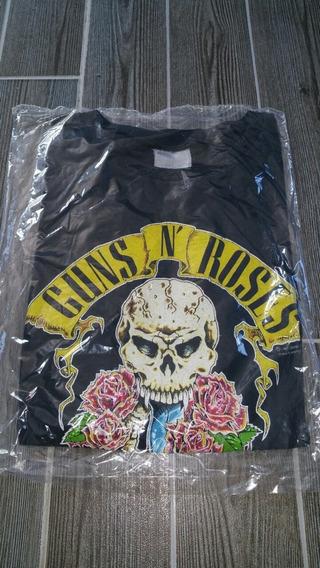 Playera Guns N Roses Vintage Tour 1991 Concierto Antiguo