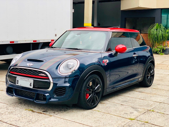 Mini Cooper John Works 2.0 Turbo Ano 2017 Pouco Rodado