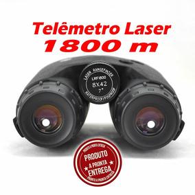 Telêmetro Laser 2000m- Binoculo 8x42mm - Range Finder