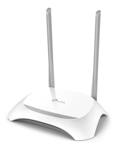 Router Inalámbrico De 300mbp Tl-wr840n