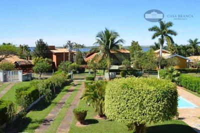 Rancho Rural À Venda, Condomínio Fechado, Araçatuba. - Ra0010
