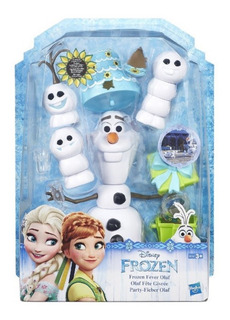 Muñeco Olaf Frozen Olaf Disney Hasbro Original