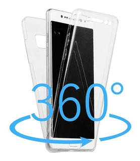 Capa 360° Apple iPhone Xs Max 6.5 Transparente Leve Impacto