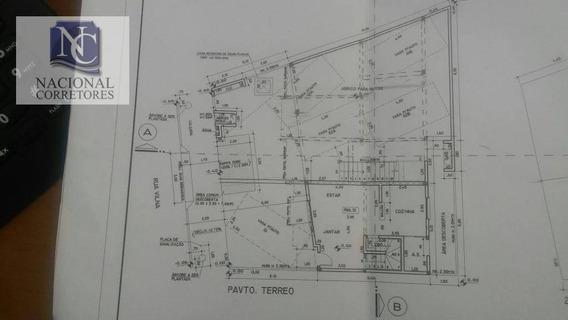 Sobrado Com 2 Dormitórios À Venda, 90 M² Por R$ 390.000,00 - Vila Francisco Matarazzo - Santo André/sp - So2790