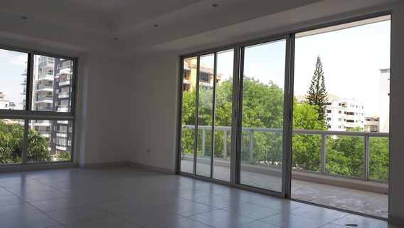 Moderno Apartamento En Evaristo Morales