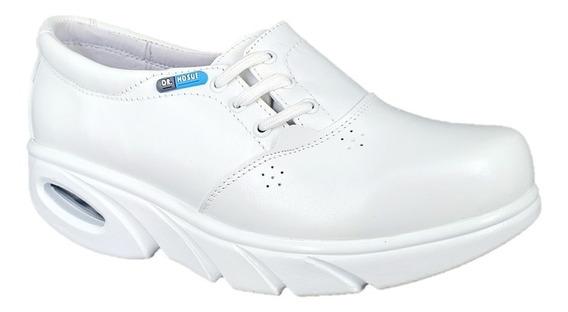 Zapatos Profesional Enfermera Color Blanco 8273 Novia