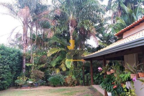 Linda Chácara Com 3 Dormitórios À Venda, 1060 M² Por R$ 680.000 - Jardim Santa Alice - Santa Bárbara D'oeste/sp - Ch0641