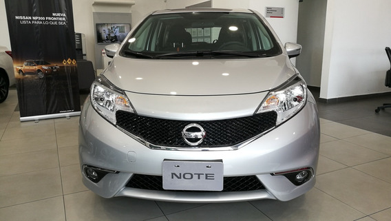 Nissan Note Sr Motor 1.6 2020 0 Km Full Automatico Cvt Sport