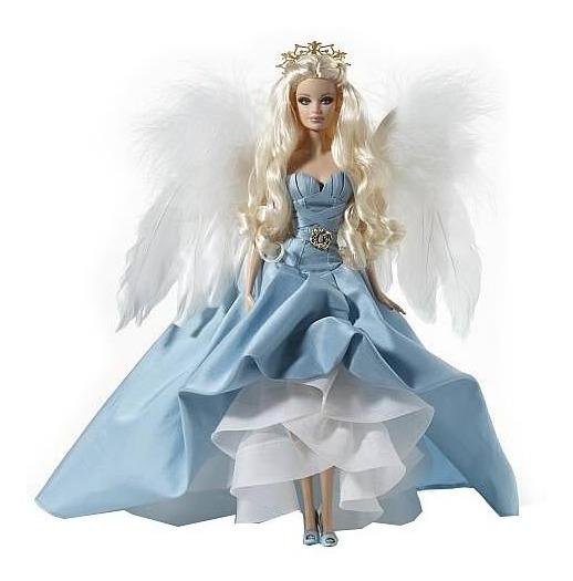 Barbie Angel 2010- Raríssimo
