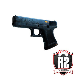 Glock Off World Ft | Entrega 8 Dias | Csgo Skin | Rektstore