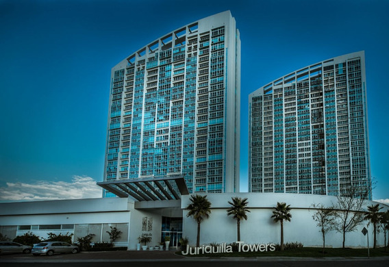 Depto De Lujo Juriquilla Towers Exclusivo Desarrollo