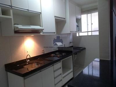Apartamento A Venda No Bairro Jardim Yolanda Em São José - 2018114-1