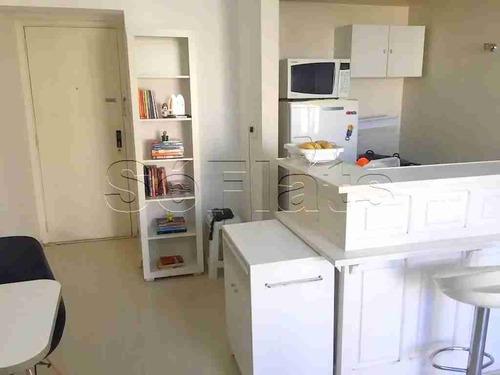 Apto Residencial Paulistania 1 Dorm 45m² Consulte-nos  - Sf26524