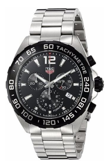 Reloj Tag Heuer Formula 1 A Inox Plata Hombre Caz1010.ba0842