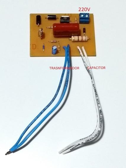 Plaqueta Para Electrificador Y Boyero Eléctrico 220v