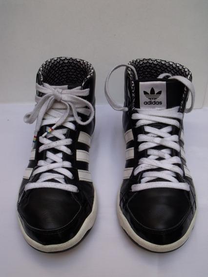 Zapatillas adidas Originals Adi Hoop Mid - Mujer - Talle 37.